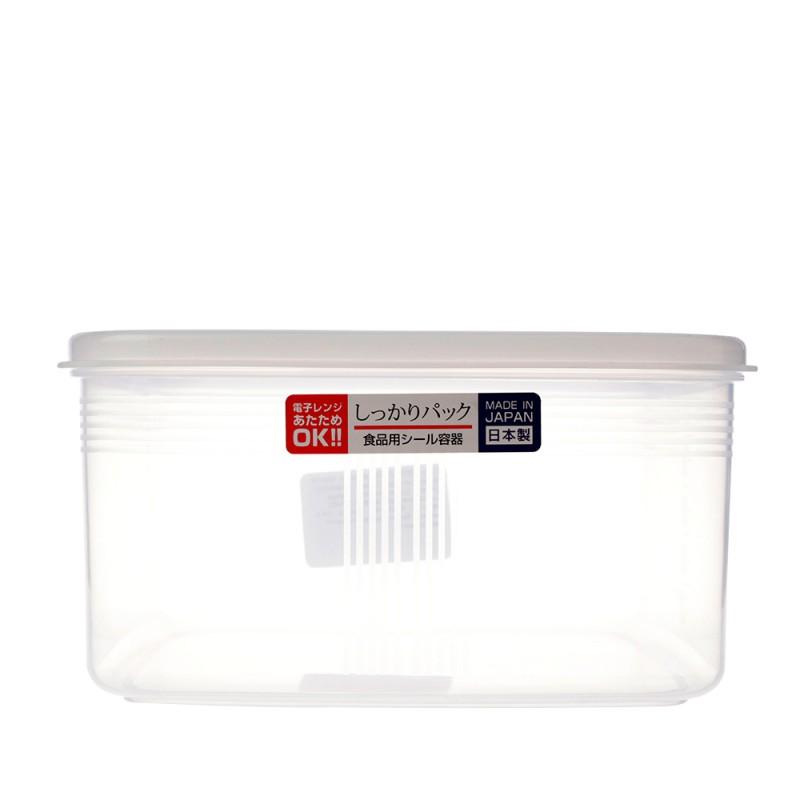 recipiente plastico transparente 1