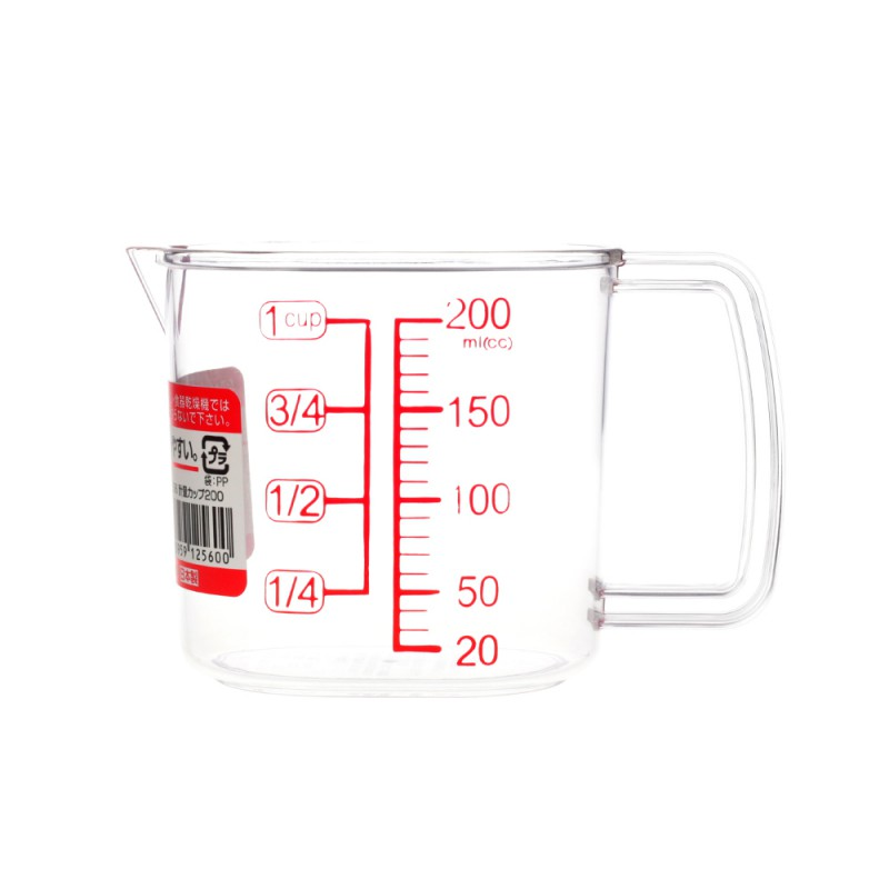 taza medidora vaso medidor