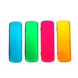 Estuches de colores